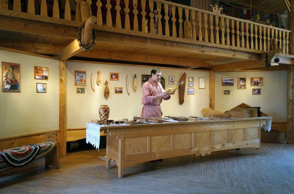Центр музыкальных древностей В.И.Поветкина в Великом Новгороде