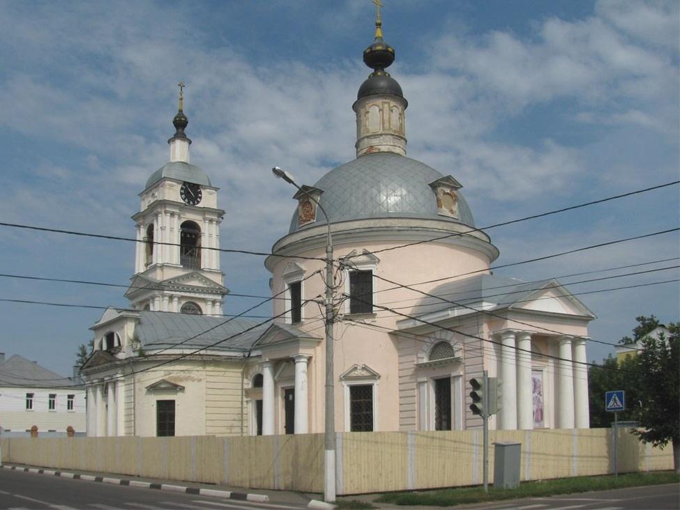 Храм Вознесения