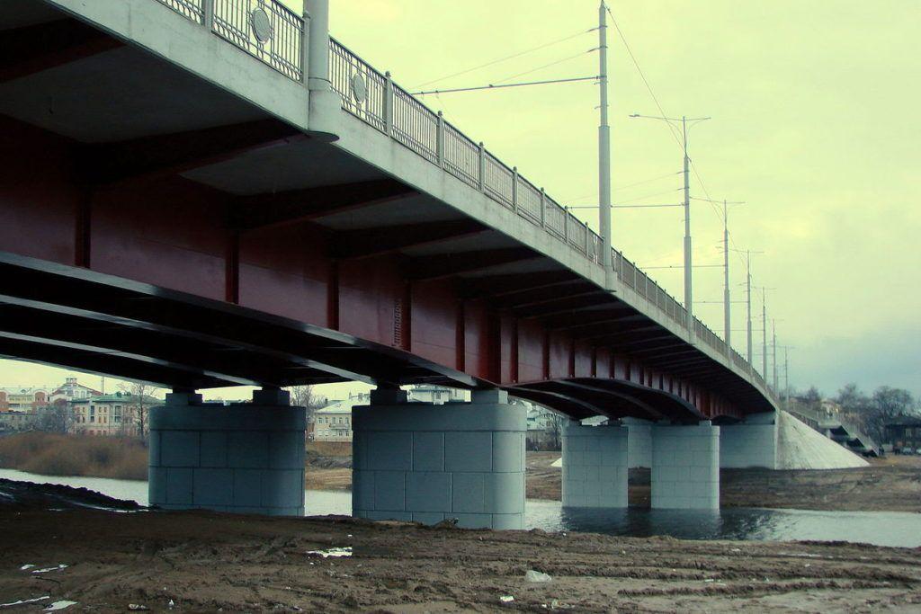 Мост 800-летия города Вологда