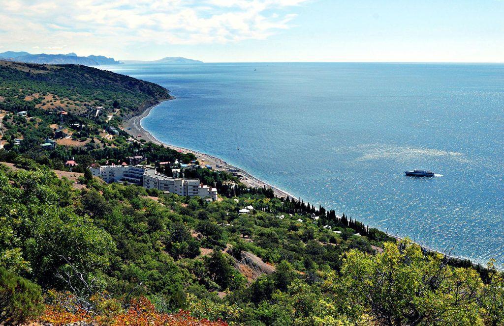 Крым, Алушта, Канака