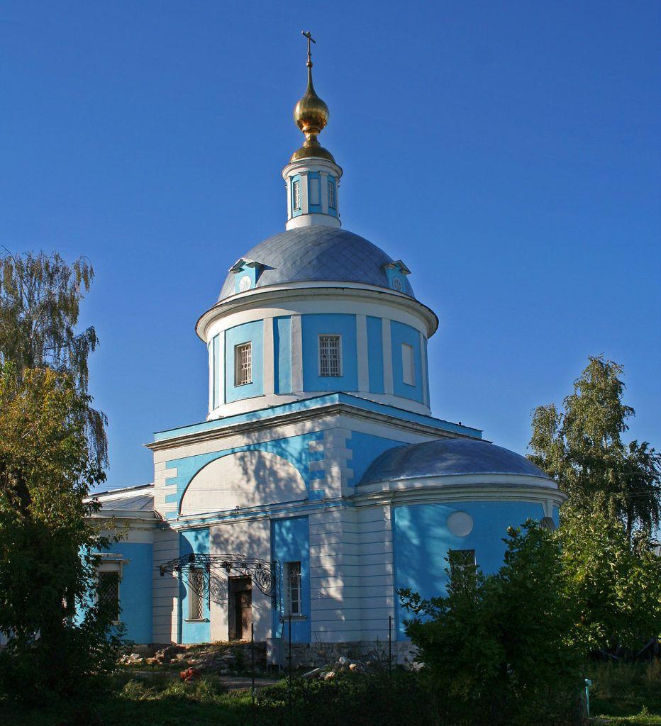 г. Коломна Церковь Покрова Богородицы