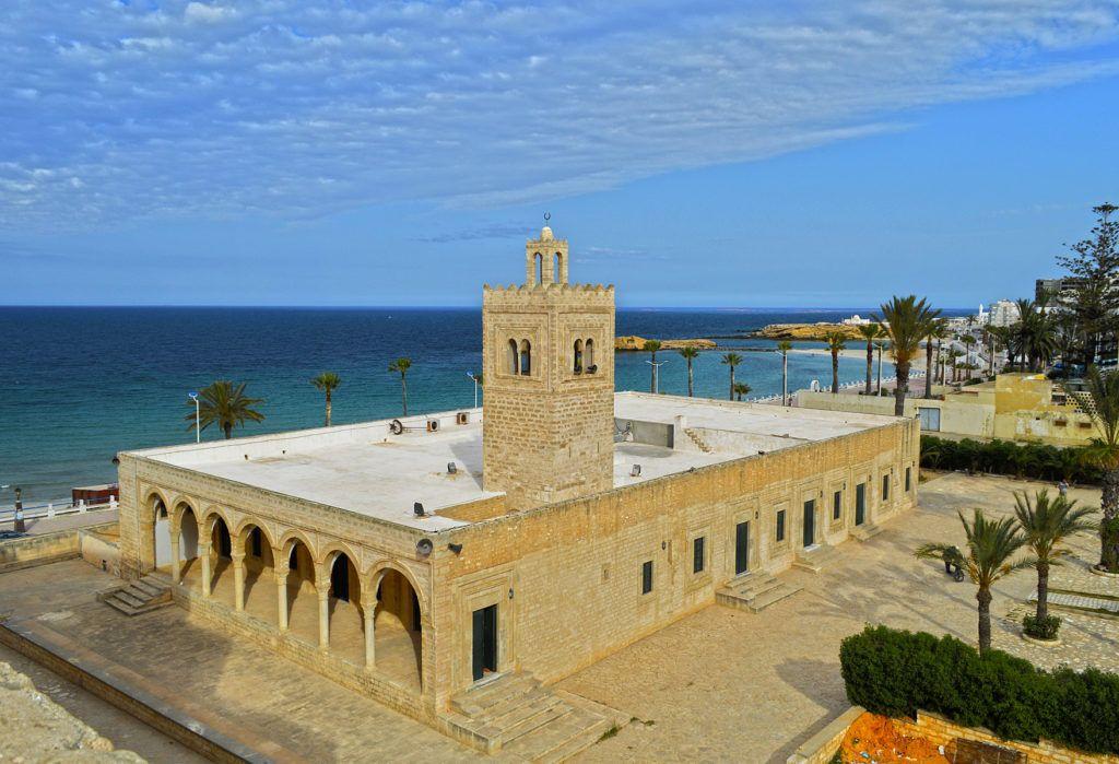 Тунис, Монастир , Великая мечеть