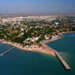 Город-курорт Евпатория, Крым