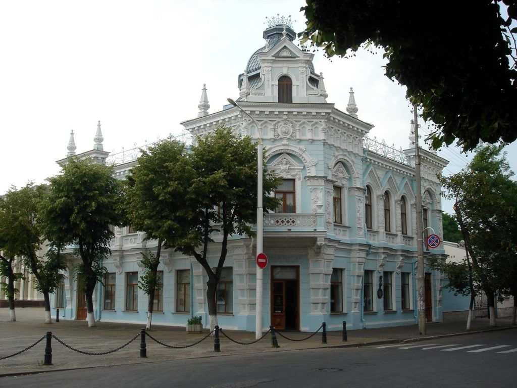 Художественный музей им. Коваленко в Краснодаре