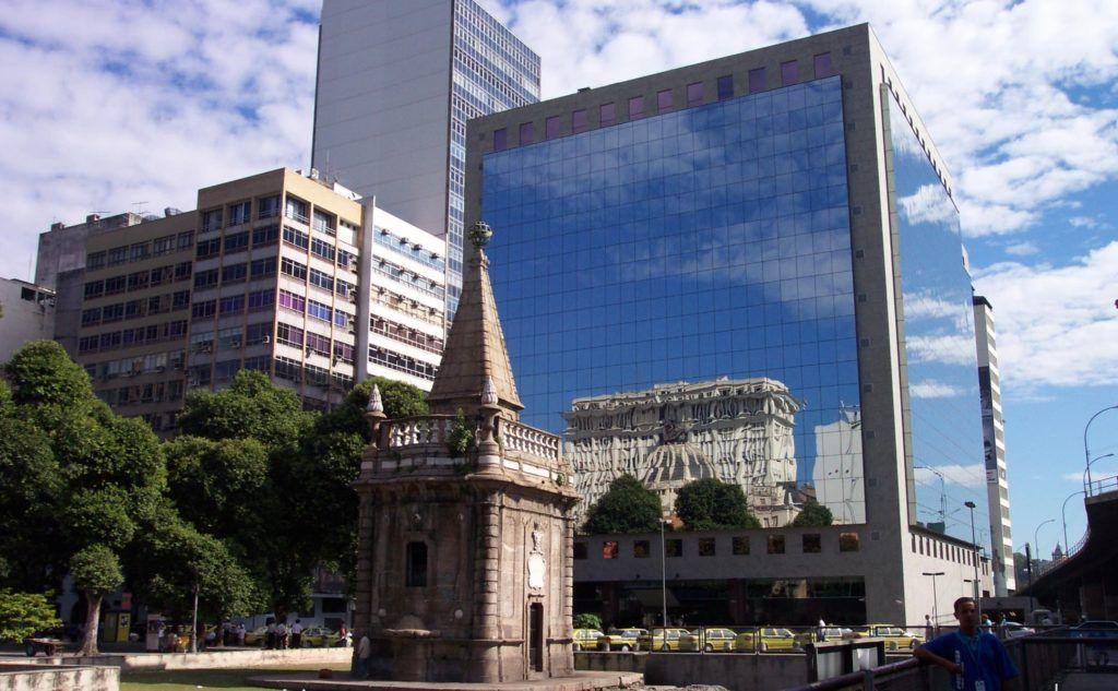Бразилия, Рио Де Жанейро, Praça XV