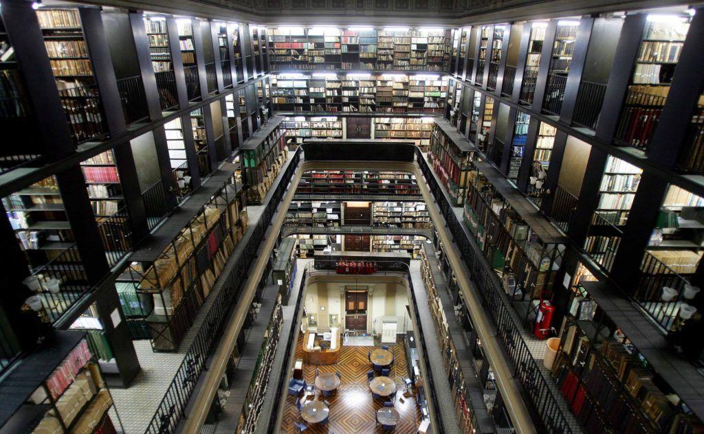 Бразилия, Рио Де Жанейро, Национальная библиотека
