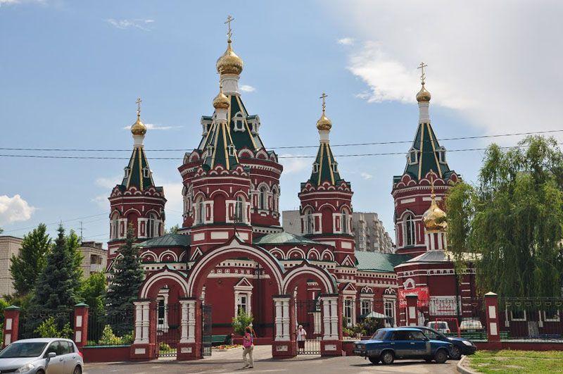 Казанский собор в Волгограде