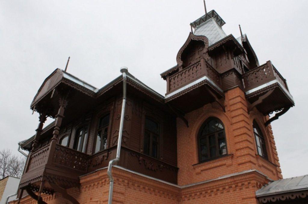 Особняк Гориной в Кисловодске