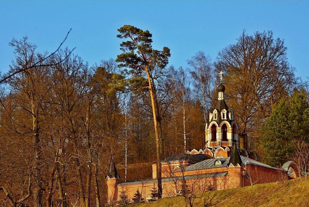 Савинский скит в Звенигороде