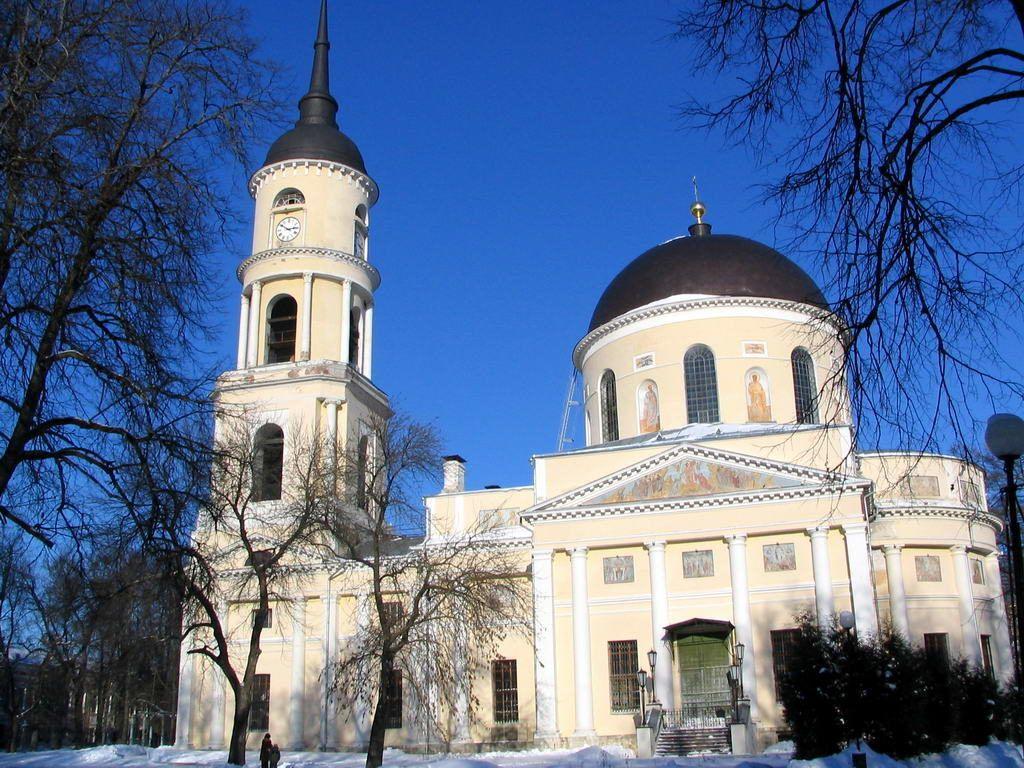 Троицкий собор в г.Калуга