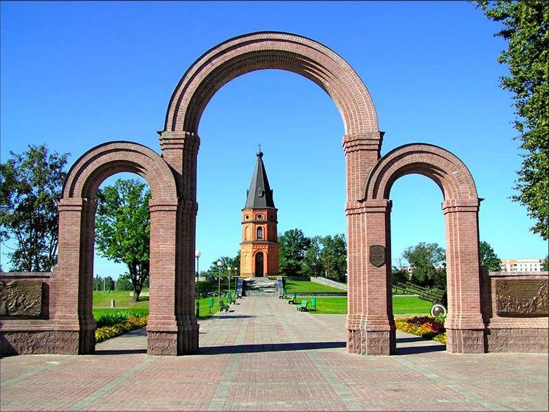 Мемориальный комплекс «Буйничское поле» в Могилёве