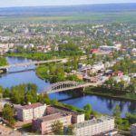 Город Боровичи в Новгородской области