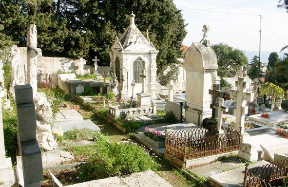 Русское православное кладбище (Кокад) в Ницце