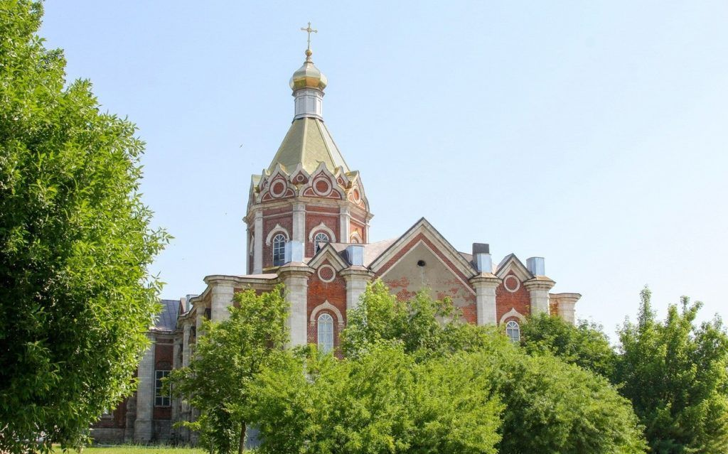 Вознесенский собор в Касимове