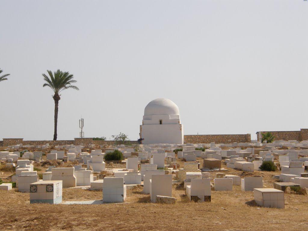 Кладбище Сиди эль Мезри в г. Монастир