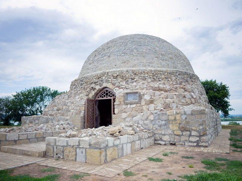 Северный мавзолей в Болгаре