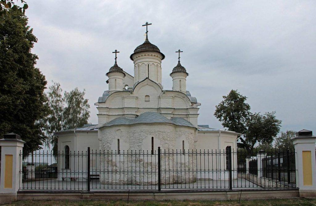 г.Коломна, Храм Зачатия Иоанна Предтечи