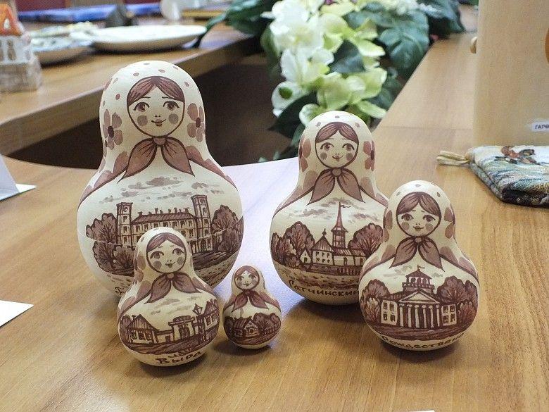 Гатчинские сувениры
