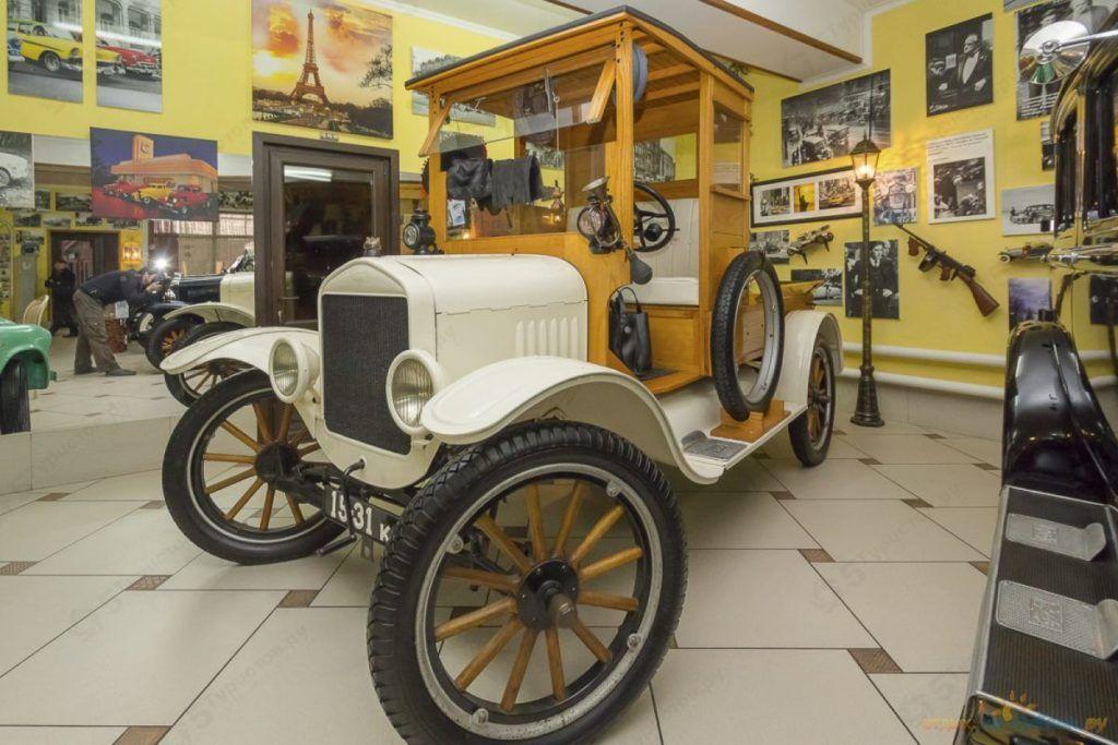 Музей ретро автомобилей в Краснодаре