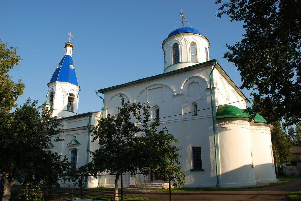 Церковь Рождества Пресвятой Богородицы в Волоколамске