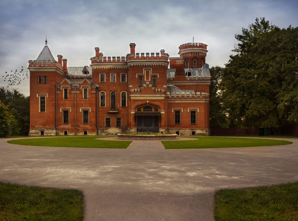 Дворец Евгении Романовской близ Воронежа