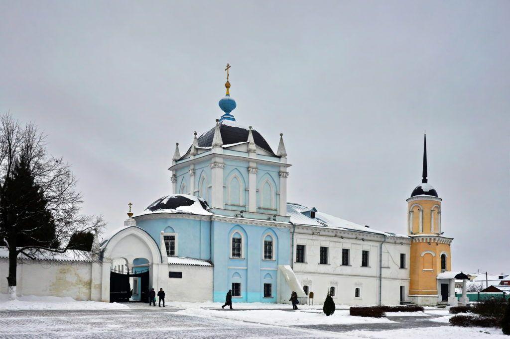 г.Коломна, Ново-Голутвин женский монастырь
