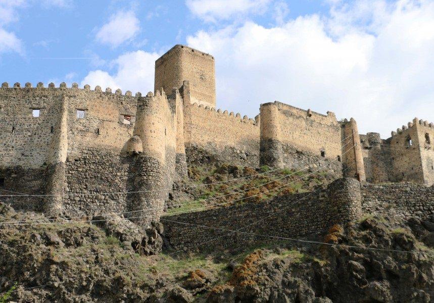 Грузия, Вардзия, Замок-крепость Тмогви Грузия