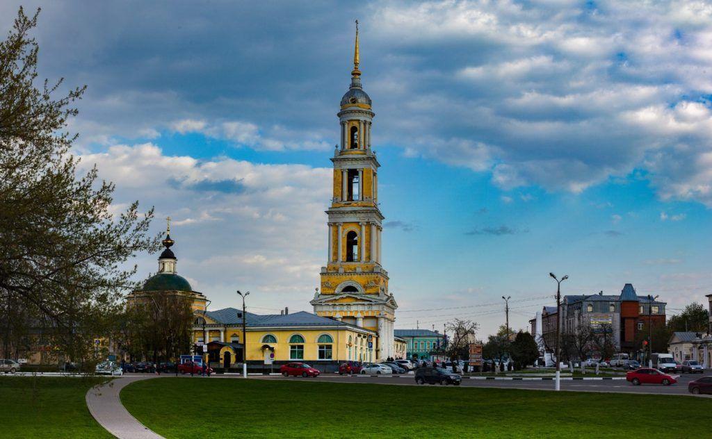 г. Коломна, Церковь Иоанна Богослова