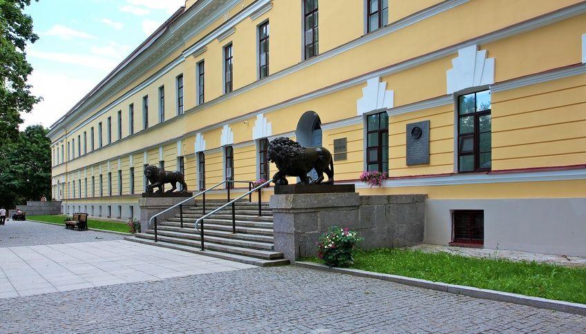 Государственный музей-заповедник в Новгородском кремле