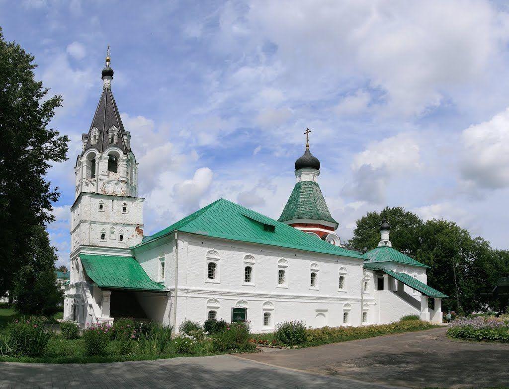 Покровская церковь в Александрове