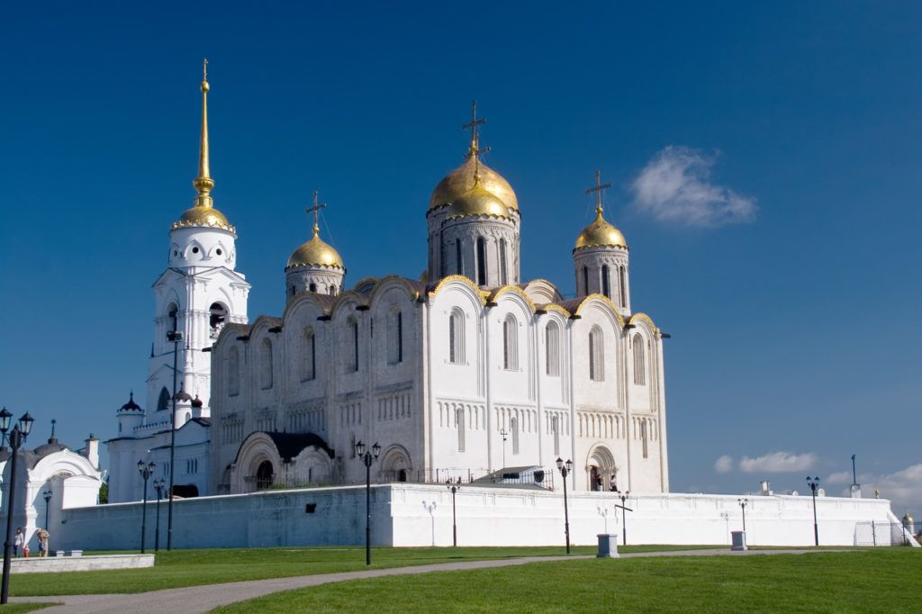 Собор Успения Пресвятой Богородицы во Владимире