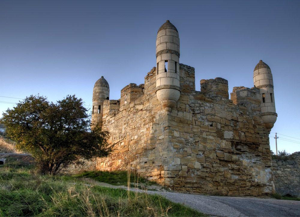 Крепость Ени-Кале в Крыму