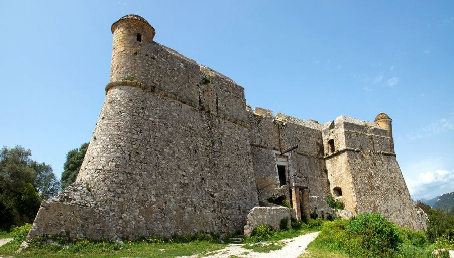 Форт Монт Альбан в Ницце