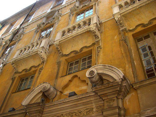 Дворец Ласкари в Ницце
