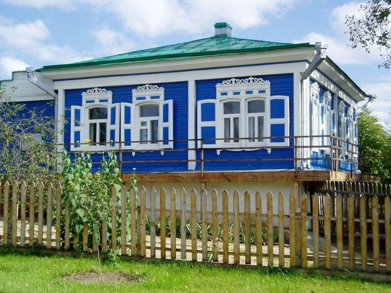 Дом-музей М.Шолохова в Вешенской станице