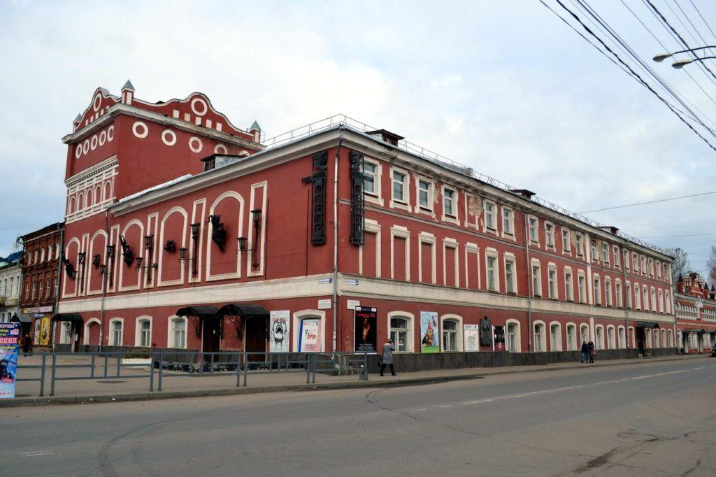 Драматический театр Вышнего Волочка