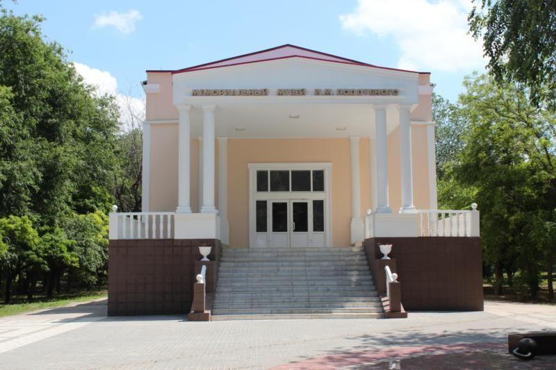 Музеи Ивана Поддубного в городе Ейск