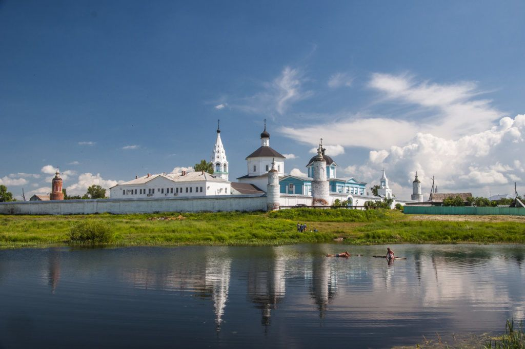 г.Коломна, Бобренев монастырь