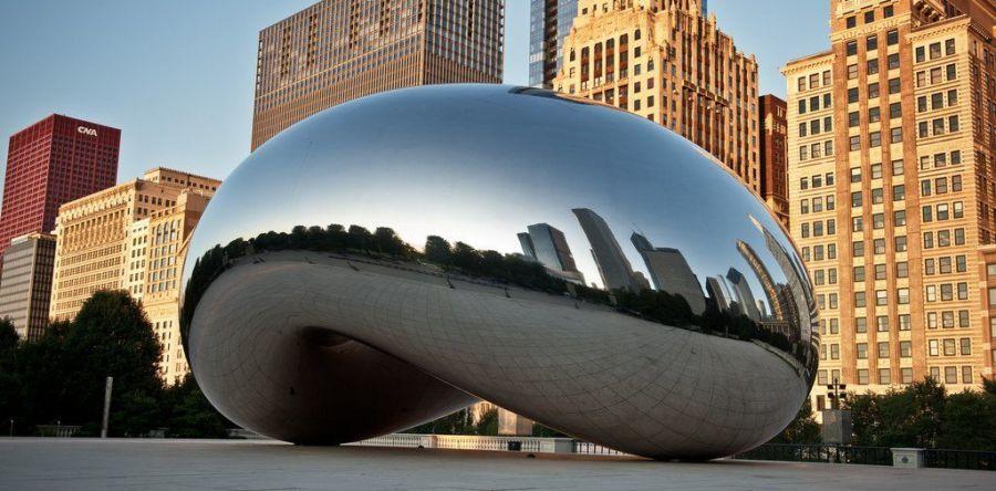 """""""Город ветров"""" – Чикаго"""