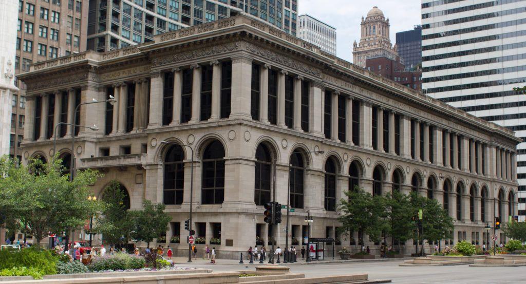 Культурный центр в Чикаго