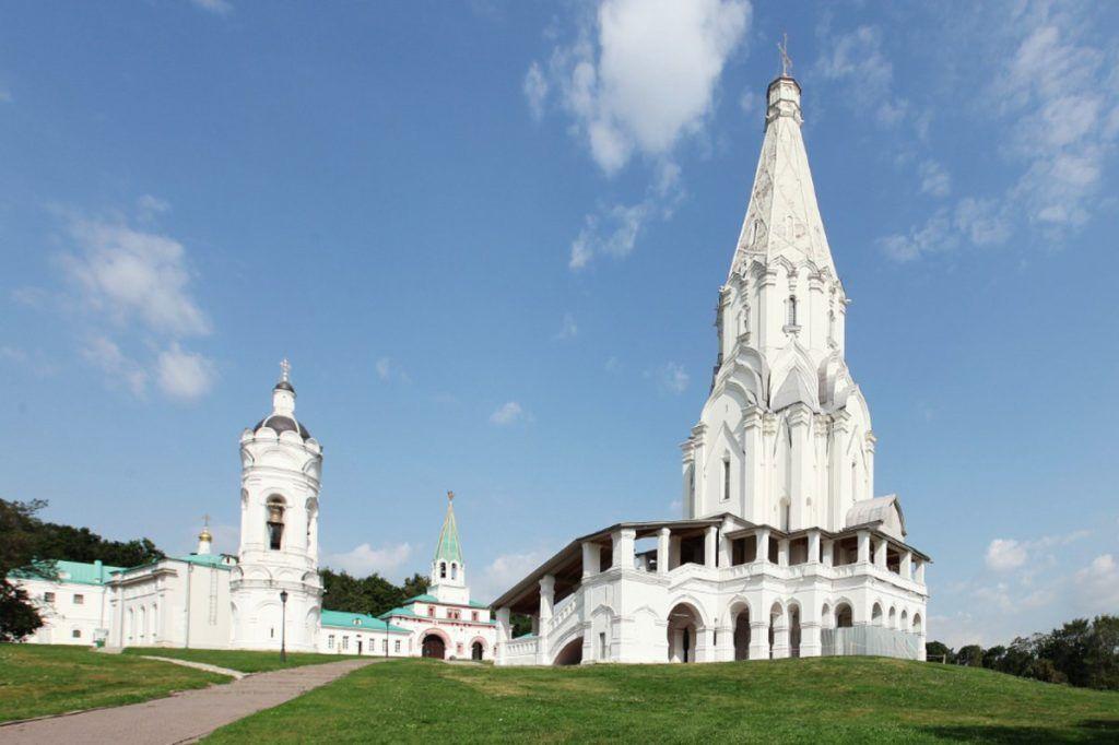 г. Коломна, Церковь Вознесения