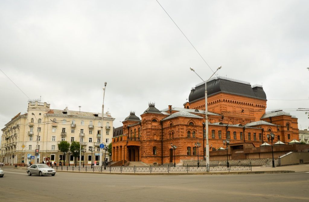 Драматический театр в Могилеве