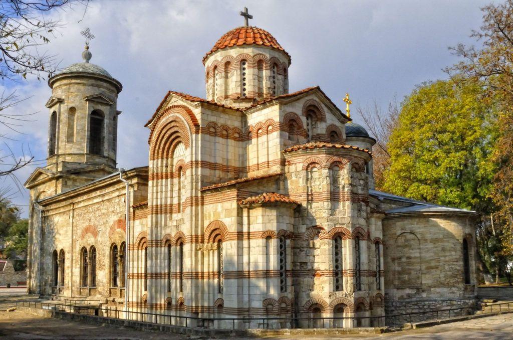 Церковь Иоана Предтечи в городе Керчь
