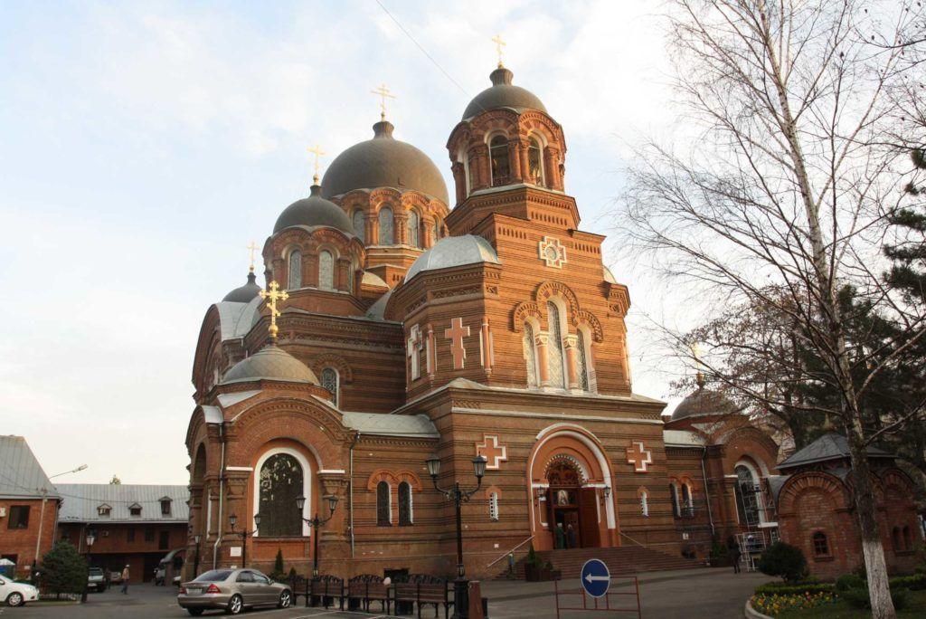 Екатерининский собор в Краснодаре
