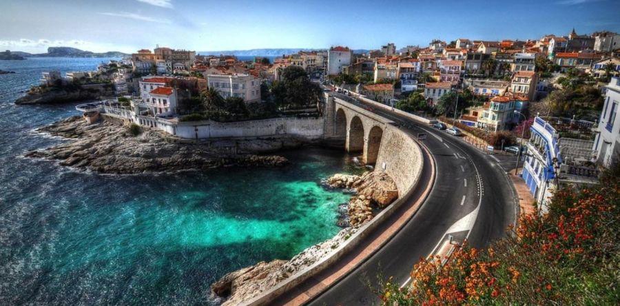 Марсель – крупнейший и красивейший город-порт во Франции
