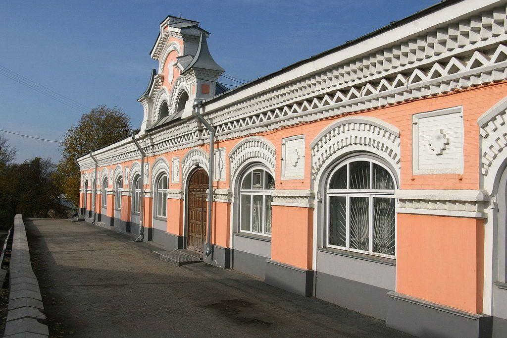 Музей истории купечечства в Малом гостином дворе, Кунгур