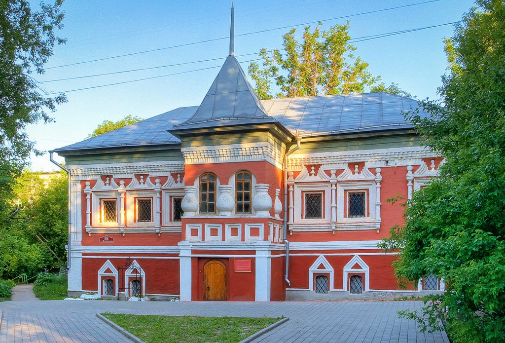 Палаты К.И. Коробова, г.Калуга