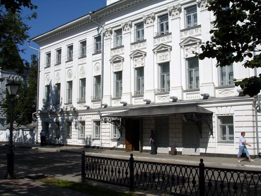 Дворянское собрание в городе Кострома