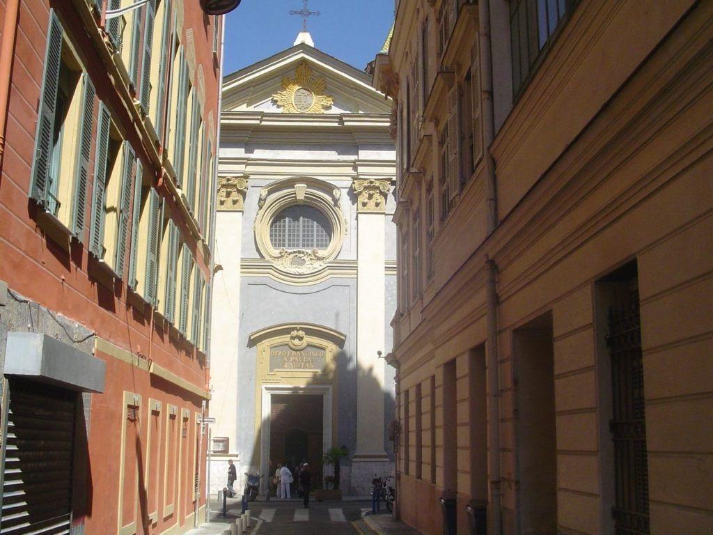 Церковь Святого Иакова в Ницце