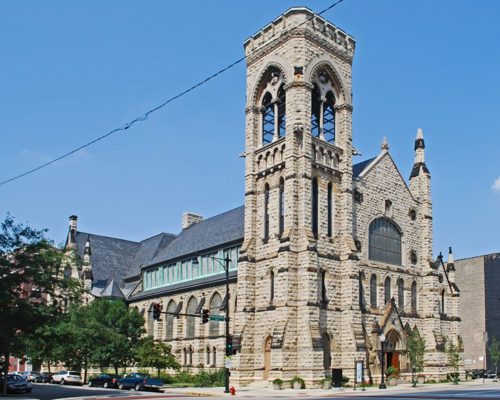 Вторая Пресвитерианская церковь Чикаго